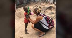 Image: Courtesy Lindsay/HSMS Haiti Anderson