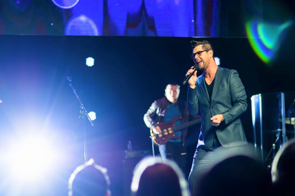 Photo provided by Jason Crabb
