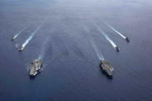 Mass Communication Specialist 3rd Class Jason Tarleton/U.S. Navy via AP