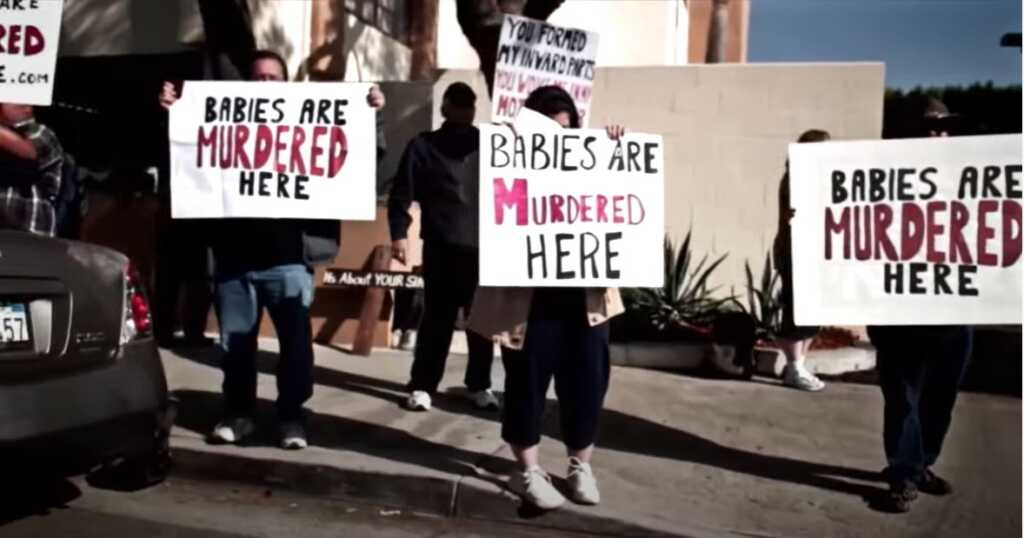 Image: Babies are Murdered Here/Marcus Pittman