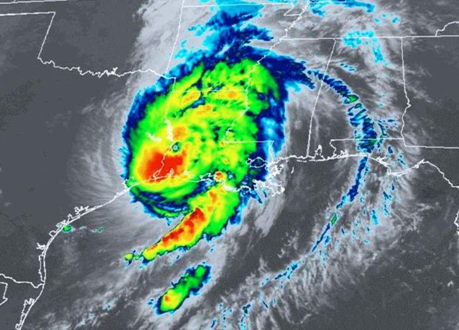 Image: NOAA Satellite screenshot