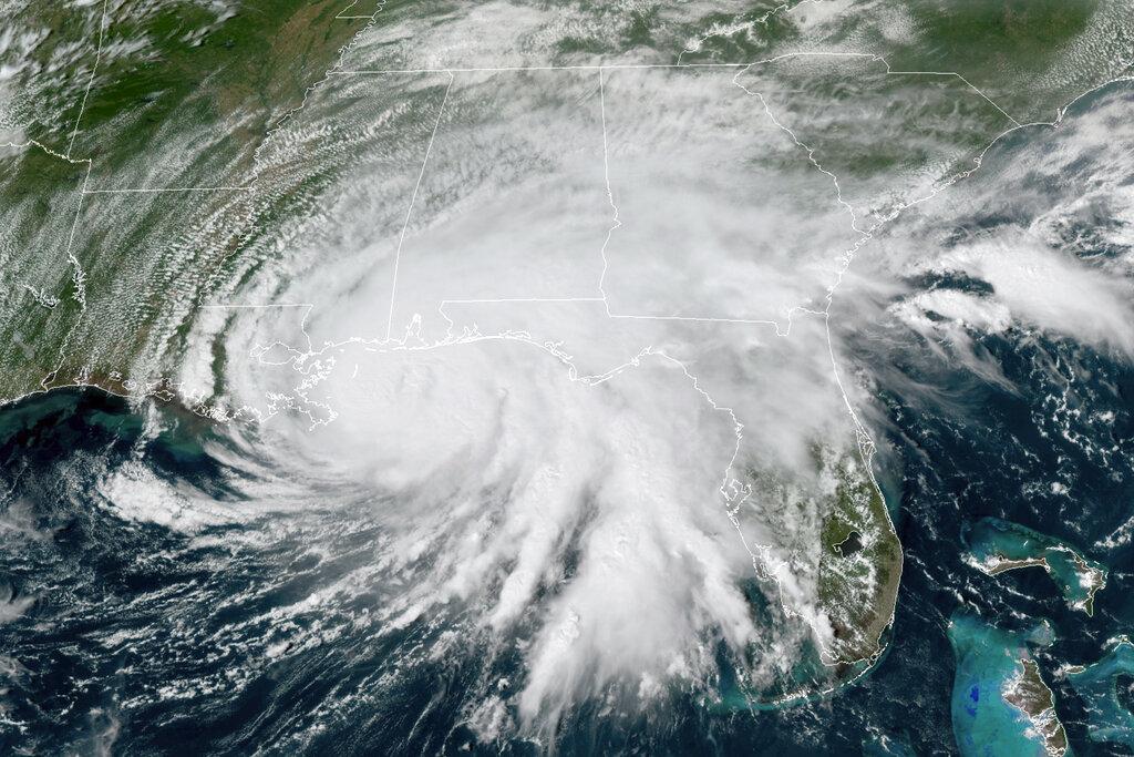 NOAA via AP