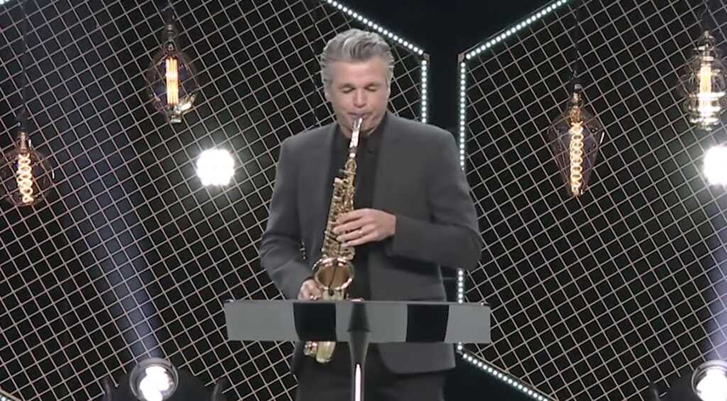 Jentezen Franklin/YouTube screenshot