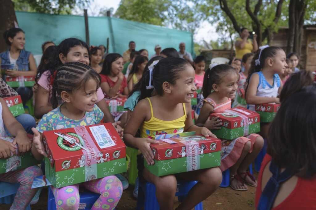 Samaritan's Purse/Operation Christmas Child