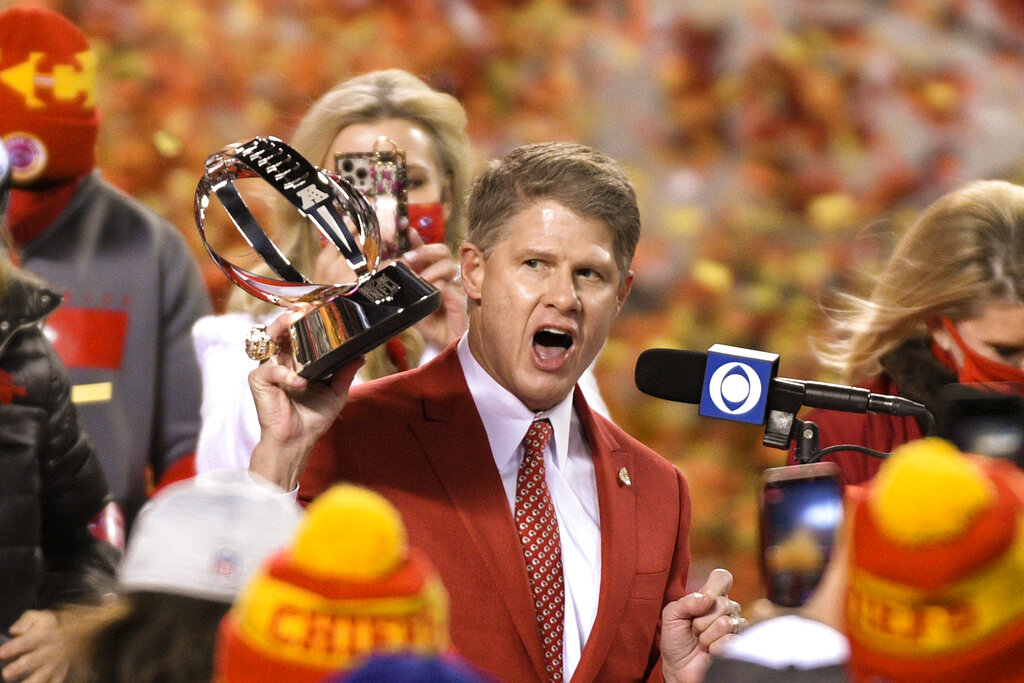 KC Chiefs' Owner Clark Hunt Praises God as Team Heads to Super Bowl