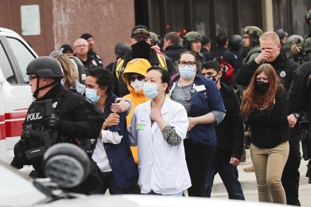 Hart Van Denburg/Colorado Public Radio via AP