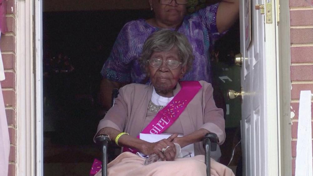 oldest woman in u.s.
