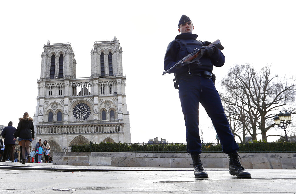 AP Photo/Francois Mori, File
