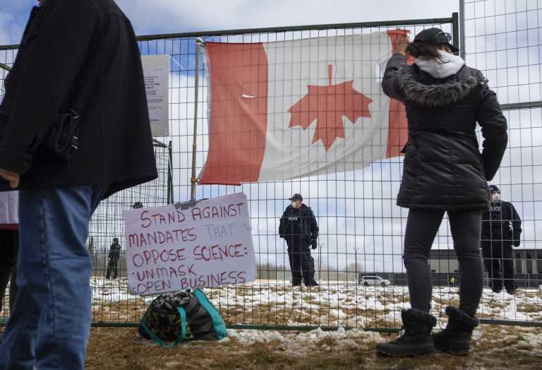 Jason Franson/The Canadian Press via AP