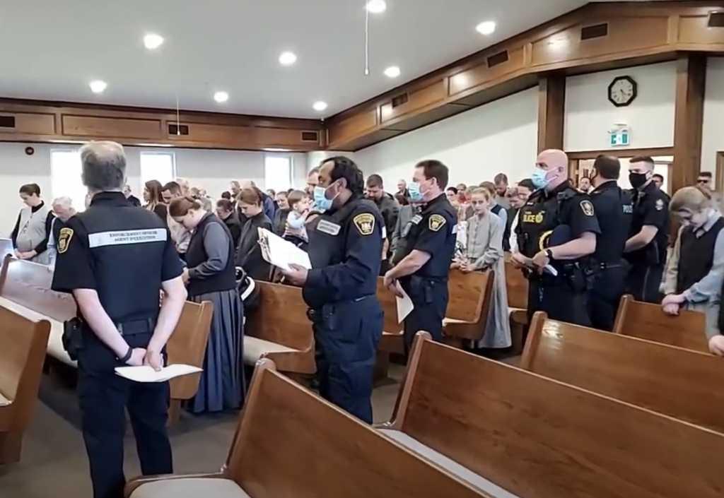 Pastor Henry Hildebrandt/YouTube screenshot