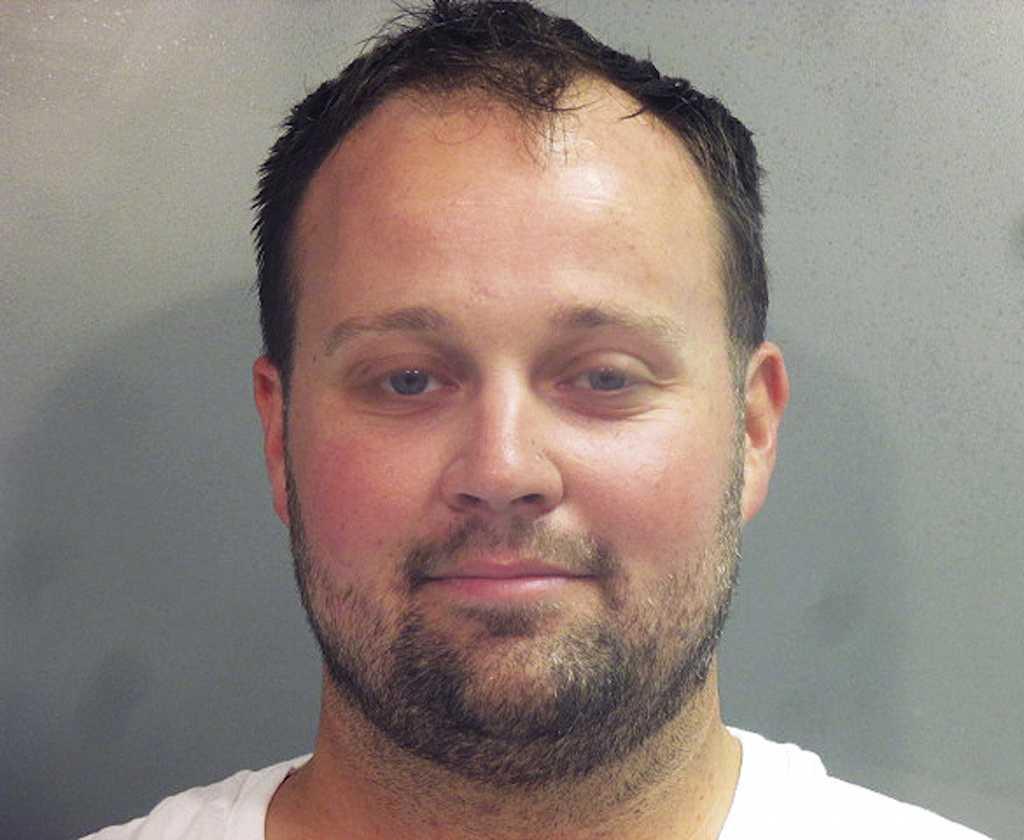 Washington County Arkansas Jail via AP