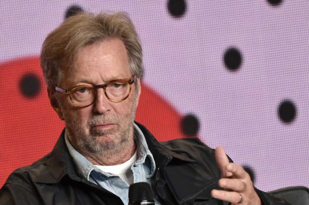 Eric Clapton Vows 'Passive Rebellion,' Says He Won't Play at Venues Requiring Proof of Vaccination