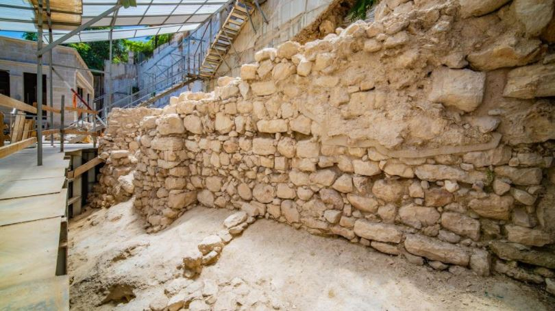 Photo: Koby Harati, City of David