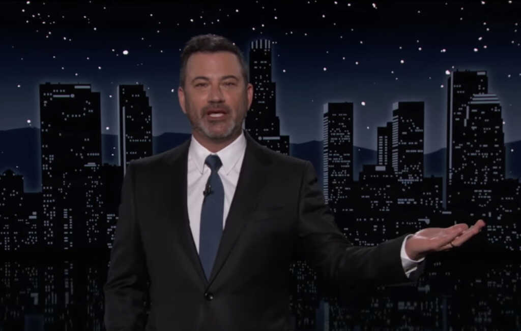 Jimmy Kimmel Live/YouTube screenshot