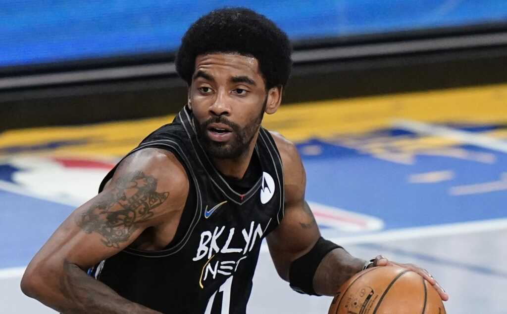 It Is Reported That Kyrie Irving Isn't Getting Vaccinated in Protest of Americans Losing Jobs Over Mandates